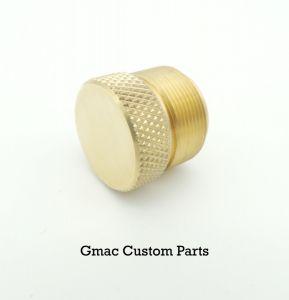Brass Co2 Filler Cap for 2240