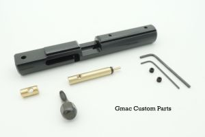 Gmac Black Steel Short Pistol Breech Std Sights .22 Kit