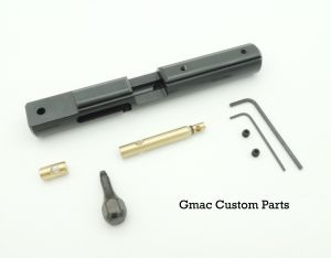 Gmac Black Steel Short Pistol Breech Std Sights .177 Kit Hlw