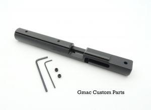 Gmac Black Steel Breech Std Sights Only L/H