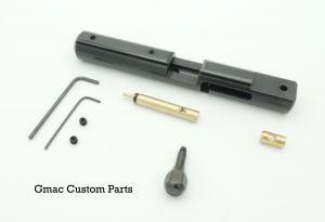 Gmac Black Steel Short Pistol Breech Std Sights .22 Kit L/H