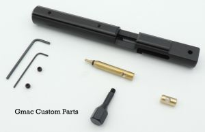 Gmac Black Steel Breech Std Sights .177 Kit L/H