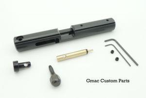 Gmac Black Steel Short Pistol Breech .22 Kit