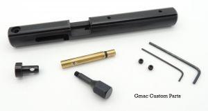 Gmac Black Steel Breech .22 Kit Hlw