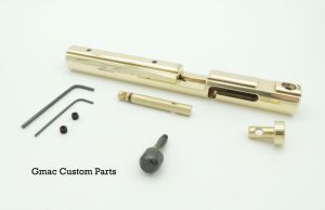 Gmac Brass Breech .22 L/H Kit Hlw