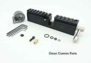 Gmac Multishot Breech Kit .22 Weaver Rail L/H.