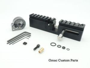 Gmac Multishot Breech Kit .177 Weaver Rail L/H.