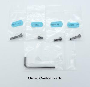 Basic Black Allen Key Screw Kit 2240