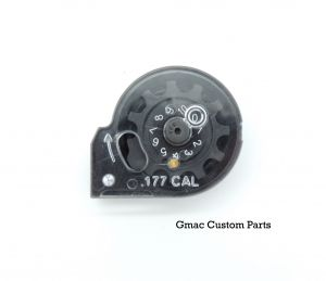 RC1710 Marauder Pellet Clip